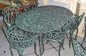 Jardinsolmuebles muebles de jardin aluminio muebles for Aluminio productos de fundicion muebles de jardin